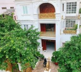 Biệt thự trung tâm Sài Gòn
